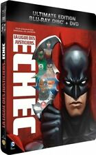 Justice League - Doom  blu ray Steelbook ( NEW ) English Audio