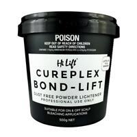 Hi Lift Cureplex Bond - Lift Bleach 500g Hi-Lift CURE PLEX - FREE POSTAGE