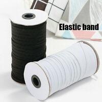 3mm Breit Elastisch Band 180m Gummiband Wäschegummi Kleidung Ersetzen Nähen