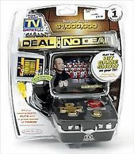 Deal or No Deal TV Games (TV Game Systems, 2006) New NIP Plug it in & Play! E. 1