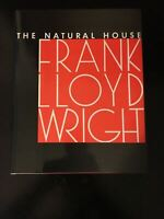 Vintage Collectable The Natural House by Frank Lloyd Wright Hardcover Book 1974