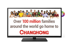 12V Caravan 240V Home changhong 32 inch LED/DVD combo TV | swivel base