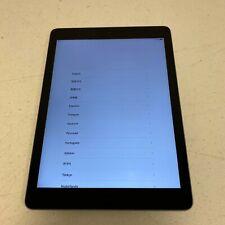 Apple iPad Air 1st Gen. 32GB, Wi-Fi, 9.7in - Space Gray A1474 MD786LL MINT