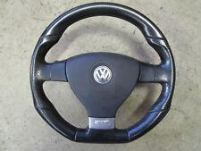 3-Speichen Sportlenkrad VW Golf 5 GTI Lederlenkrad Lenkrad 1K0419091BF