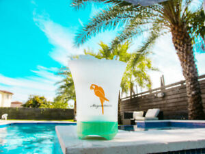 Margaritaville MA105 Light Up Bluetooth Ice Bucket