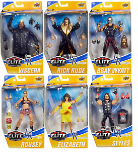 WWE Figures - Elite Series 77 - Mattel - Brand New - Boxed - SHIPPING COMBINES