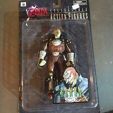 Ganon THE LEGEND OF ZELDA Ocarina of Time Action figure Nintendo 64 1998 MOC