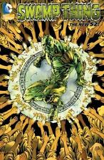 Swamp Thing Vol. 6: The Sureen (The New 52)-ExLibrary