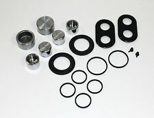 FRONT CALIPER PISTONS & SEALS SET FOR THE VOLVO AMAZON 1961 - 1968