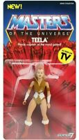 Super7 Masters of the Universe MOTU: Vintage Teela 5.5 inch Action Figure NEW