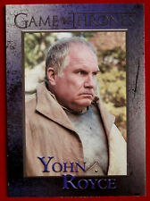 GAME OF THRONES - Season 5 - Card #81 - YOHN ROYCE - Rittenhouse 2016