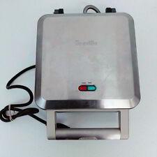 Breville Nonstick Stainless Steel Personal Mini Pie Maker Model BPI640XL
