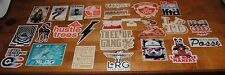 Lot of 25 LRG Lifted Research Group Decals Free Shipping! Supreme