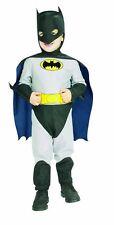 NEW Batman Suit  Rubies Costume Complete Black 12-24 Months