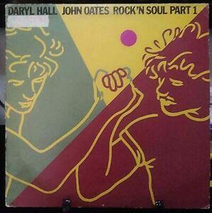 DARYL HALL/JOHN OATES Rock 'N' Soul Part 1 Album Released 1983 Vinyl/Record Coll
