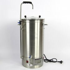 Robobrew All In One Brewing System with Pump 9.25 Gallon, Homebrew Beer Wine