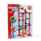 80pcs Marble Run Race Construction Maze Ball Track Building Blocks Game Xmas