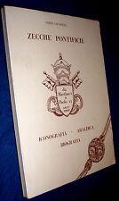 araldica e stemmi papali Zecche pontificie / Silvio Cicarilli