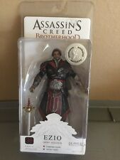 Assassin's Creed Brotherhood Unhooded Ezio Ebony figure Neca Toys R Us