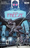 Batman White Knight Presents Von Freeze #1 Janson Variant Cover B DC Comics
