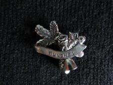 """Munchen Pin W/ Small Bell 1"""" Long"""