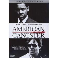 PELICULA DVD AMERICAN GANSTERS EDICION EXTENDIDA PRECINTADA