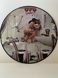 UFO - Force It  Vinyl Picture Disc Lp (Mint/ Unplayed)