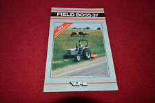 White Oliver Tractor Field Boss 37 Tractor Dealer's Brochure AMIL4