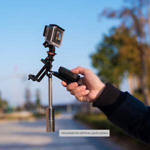 Video Stabilizer Handheld Gimbal For Gopro Hero 5/4 Smart Phone Sports Camera