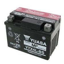 BATTERIE YUASA YTX4L-BS MBK Ovetto 100 2000 - 2002