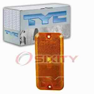 TYC Front Right Side Marker Light for 1985-1995 GMC G2500 Electrical re