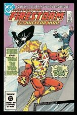 FURY OF FIRESTORM #29 (1984) 1st APPEARANCE MIND BOGGLER! SUICIDE SQUAD! NM/MT!