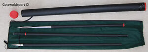 CS Carbon Fibre Lance - 3 section - Tentpegging Army Bamboo Cavalry Tent Pegging