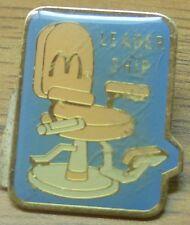 McDonald's Leadership Pin