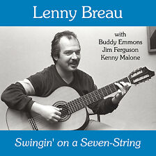 LENNY BREAU - SWINGIN' ON A SEVEN-STRING CD - BUDDY EMMONS - ART OF LIFE RECORDS