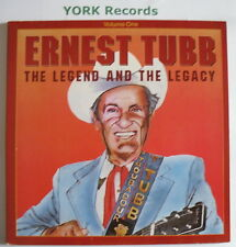 ERNEST TUBB - The Legend & The Legacy Vol 1 - Various - Ex LP Record CL 3-3001