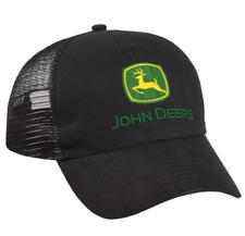 bf8db0de392dab John Deere Value Twill/Mesh Cap - 6 Panel #LP68185