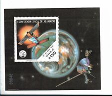 CHILE YEAR 1993, SPACE CONFERENCE OF AMERICAS, SATELLITE, ASTRONOMY SS + SINGLE