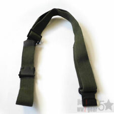 OUTDOORS WWII US ARMY M1 GARAND RIFLE CANVAS RIFLE CARRY MILITARY SLING OD OLD