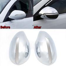 For KIA Sportage 2010 2011 2012-2015 Chrome Door Mirror Moulding Covers Trim