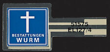 51575 Noch Neon Sign Undertaker H0 Gauge Model Railway Layouts & Dioramas New