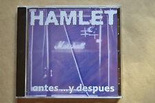 HAMLET ANTES... Y DESPUES   CD NUEVO PRECINTADO