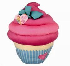 "Jojo Siwa 17"" Cupcake Pillow, Plush"