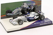 1/43 Minichamps Sebastian Vettel BMW Sauber C24B World Finals Valencia 2006 F1