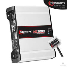 Taramps HD 3000 1 Ohm Amplifier 3K Watts Bass + Voice Car Amp - 3 Day Delivery