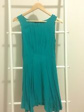 sportsgirl dress - size 10 - mini dress with cute cut out in the back