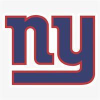 New York Giants #N NFL Logo Die Cut Vinyl Decal Buy 1 Get 2 FREE