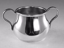 CHRISTOFLE Silver Plate - ALBI Pattern - Sugar Bowl