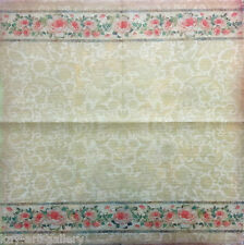 Rice Decoupage Paper / Decoupage Sheets  / Scrapbooking / Stamperia / Roses
