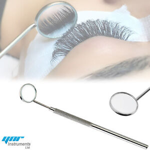Eyelash inspection Mirror - Beauty Lash Extension Eyes Tool Instrument Look